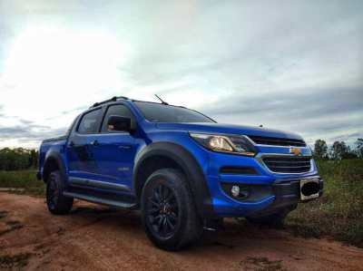 Chevrolet Colorado High Country Storm 4x2! Mileage 21500 km ONLY