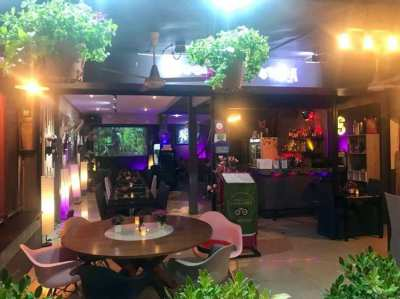 For Sale Restaurant Koh Samui Lamai with apartment