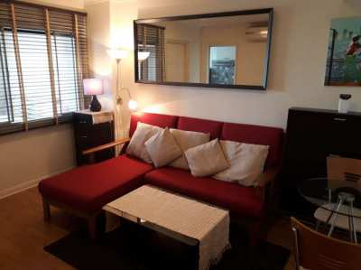One Bed Fully Furnished Condo In Pinklao
