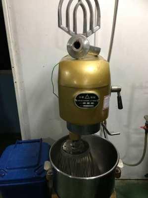 large floor standing dough  mixer