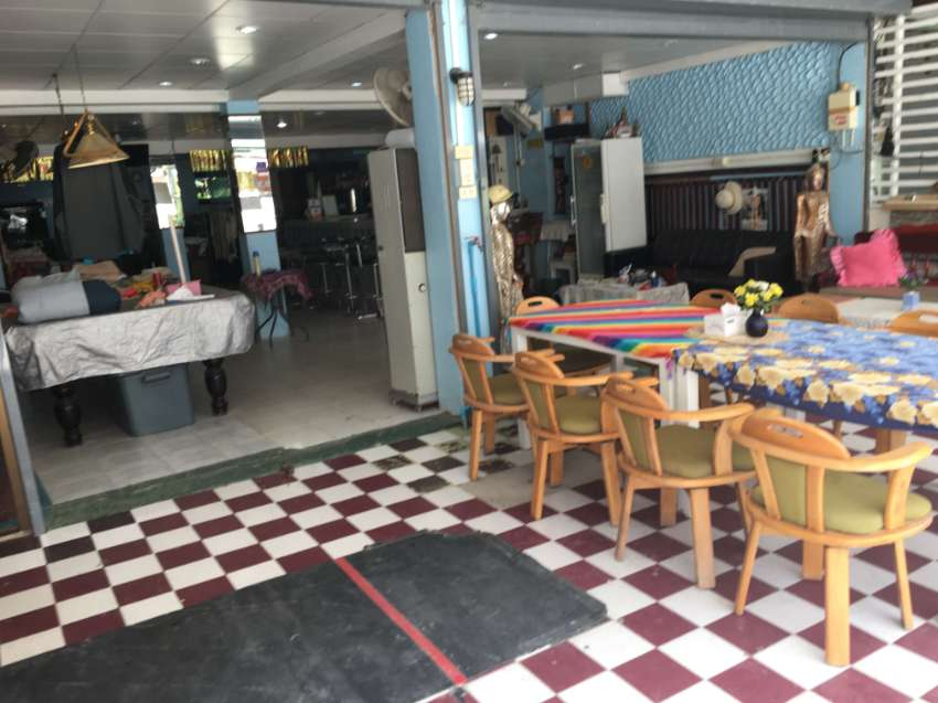 guesthouse and bar for sale