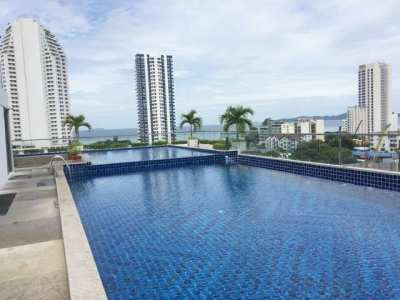 HOT! Laguna Bay 2, Pratumnak Soi 6 - 1 bedroom condo for sale -
