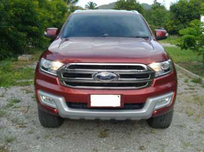 Ford Everest 2.2 Titanium, with 18 month Ford warranty for sale!.