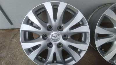 Mazda BT50 Pro Origional Equipment Alloy Wheels