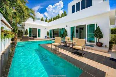 Pool  Villa in Jomtien