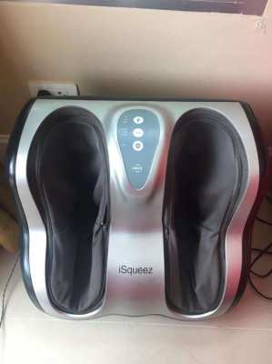 OSIM iSqueez Foot and Calf Massager