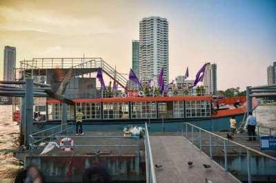 Bangkok Island is looking for partners / investors