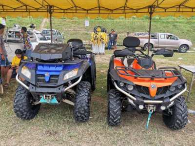 CF  moto. Demonstrator X550 and  X 800 sale