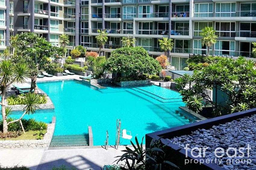 Central Pattaya Oasis - Close To Everything!