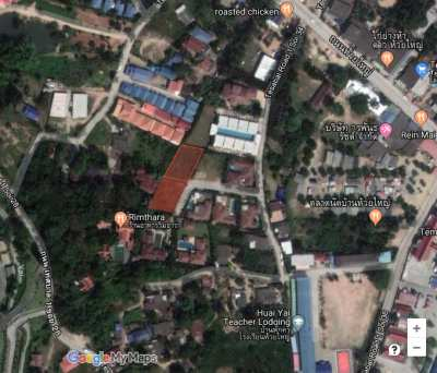 PRIME BUILDING LAND FOR ONE VILLA. CLOSE TO CENTRE OF THE VILLAGE