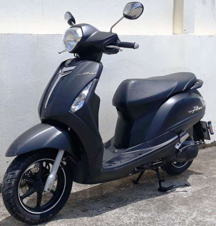 Yamaha Grand Filano Rent start 1.700 ฿/M (6 M contract paid in 1 time)