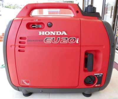 Honda Gu20i generator (invertor)