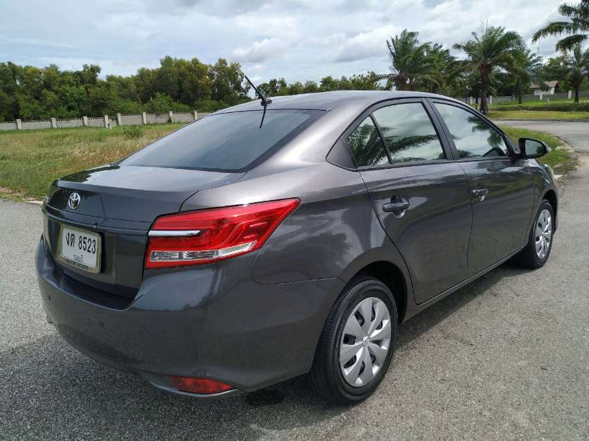 Good as new Toyota Vios 1.5 J CVT 2018 , Sold by Owner
