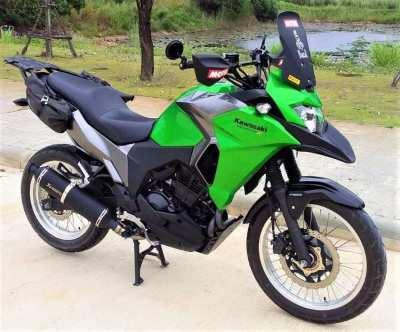 Kawasaki Versys X300 ABS 2019