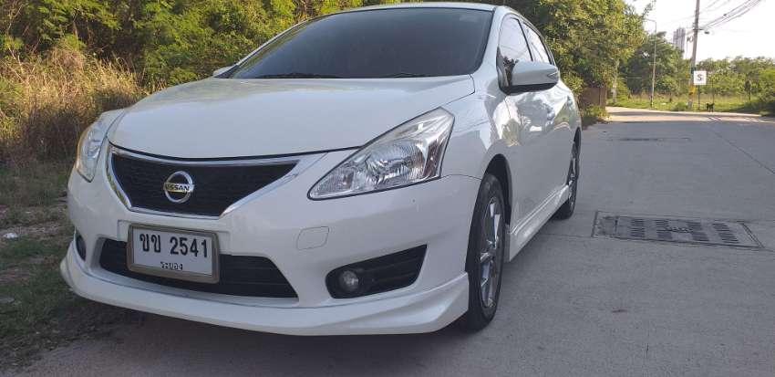 Nissan Pulsar 1.6 SV (Top Model)
