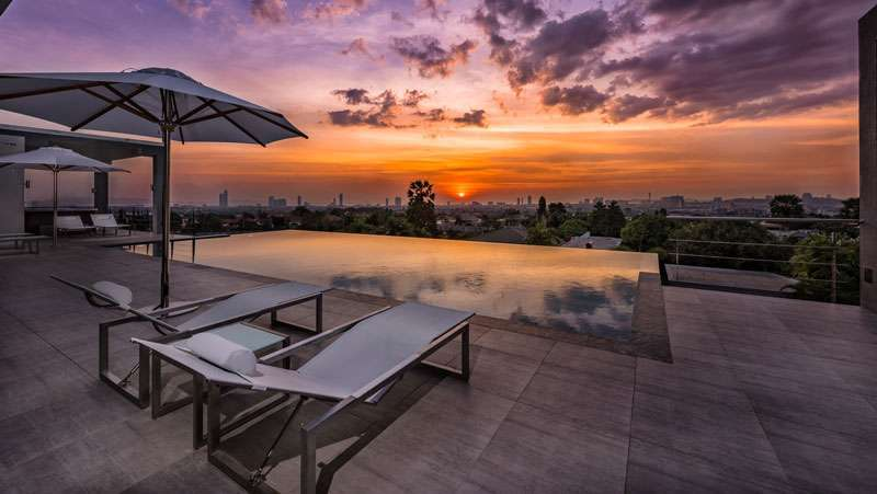 Siam Royal View: Brand new 6 bedroom sea view estate above Pattaya