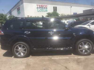 Pajero Sport, like new, only 49,000 km