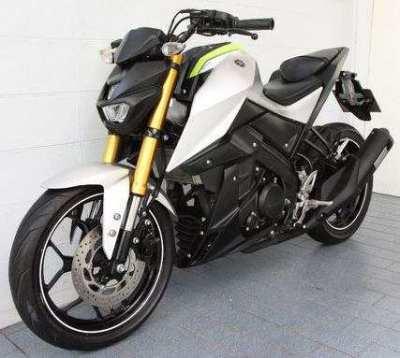 Yamaha M-Slaz 150 Rent start 2.975 ฿/M