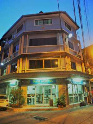Budget Hostel in the Heart of Bangkok