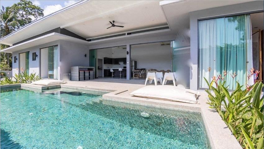 Lamai - Modern poolvilla