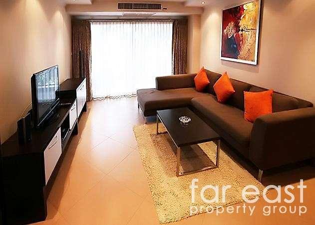 80 sqm Jomtien 1 Bedroom Condo For Rent