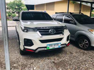 Nice Car!! Toyota Fortuner 2017 for SALE