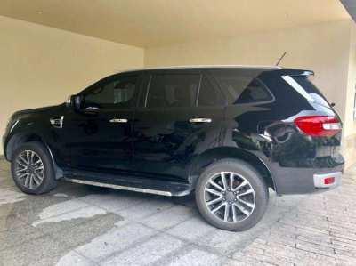 Ford Everest 2019 Titanium+