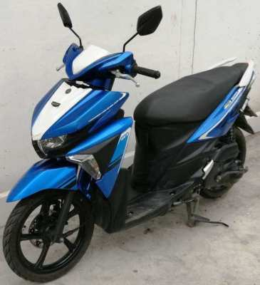 11/2017 Yamaha GT-125 - - 32.900 ฿ Finance by shop