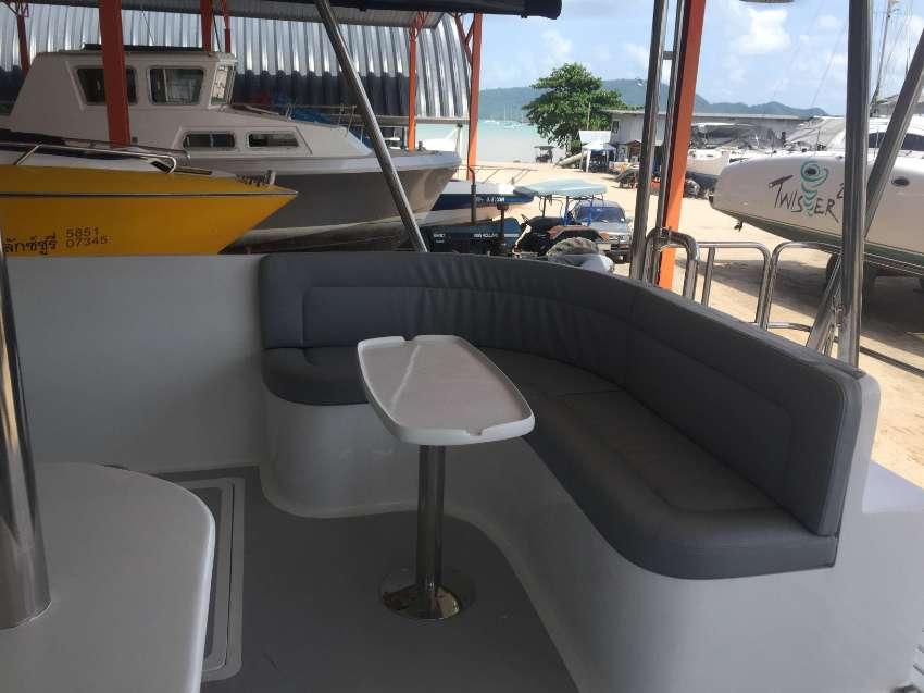 Power Catamaran