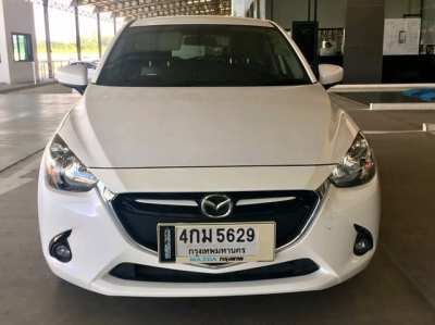 ขาย Mazda 2 Sport ดีเซล ปี 2015 รถบ้าน