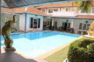 Luxury four bedroom pool villa