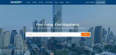 Professional Real Estate Website For Sale