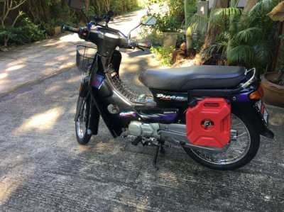 Cheapest Adventure Motorcycle in Thailand for Sale - Honda Dream