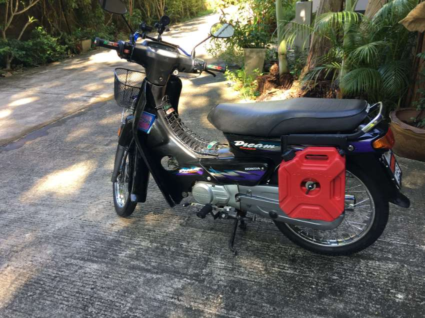 Cheapest Adventure Motorcycle in Thailand for Sale - Honda ...