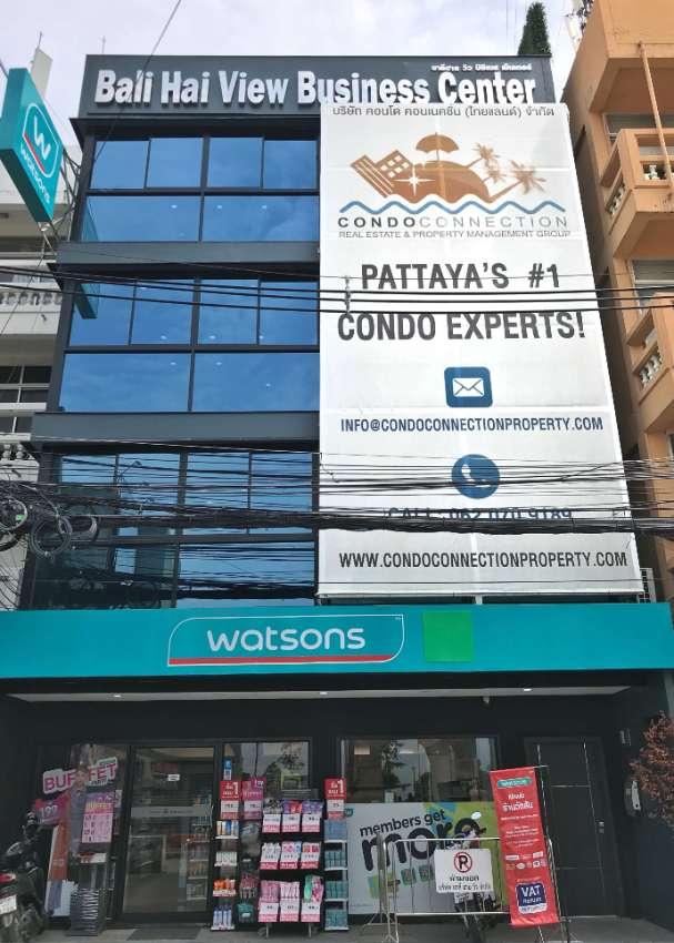 Mini Office For rent at Bali Hai Pier Pattaya