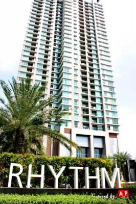 Condo for rent, Rhythm Condominium Ratchada - Huai Khwang