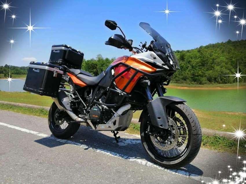 2014 KTM 1190 Adventure Touring Bike | 1000cc ...