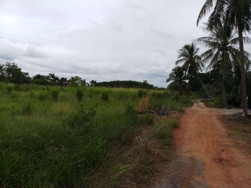 4.5 Rai 20 Kms South of Hua Hin