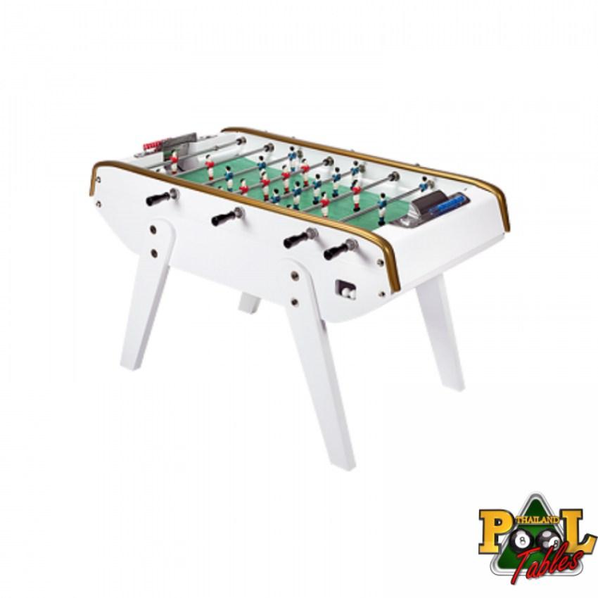 Bonzini table B90 White lacquered