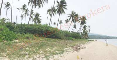 6704009 Beachfront Land in Koh Samui - Suitable for Hotel/Resort