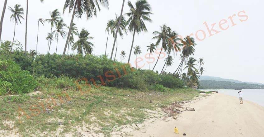 6704009 Beachfront Land in Koh Samui - Suitable for Hotel/Resort