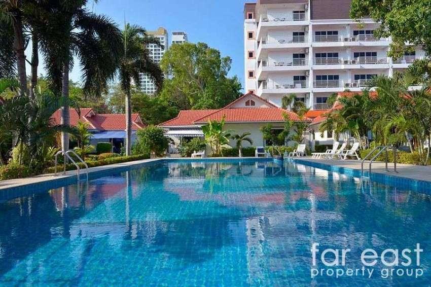 Pratumnak 2 Bedroom Villa For Rent