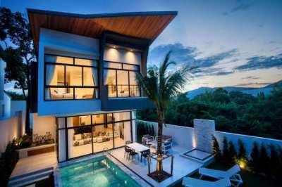 Boutique Private Pool Villa