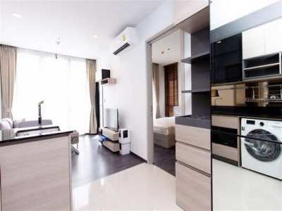(เช่า) FOR RENT THE LINE ASOKE-RATCHADA / 1 bedroom /35 Sqm.**19,000**