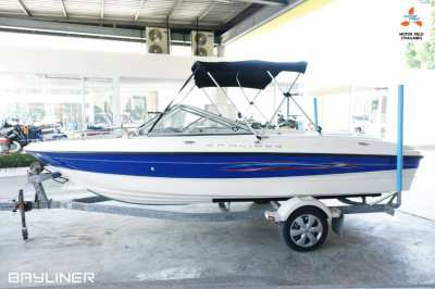 Pre-owned 2006 Bayliner 185 + Trailer  !! Ready to use