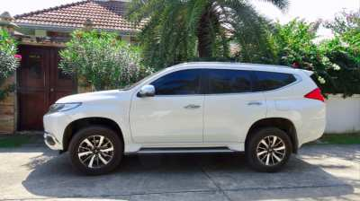 Pajero Sport 2.4D GT 2WD, 8 Speed Automatic Transmission