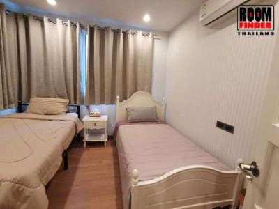 (เช่า) FOR RENT SUPALAI WELLINGTON RATCHADA / 2 beds  / **35,000**