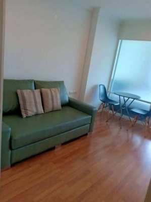 LPN Place Rama9-Ratchada 1Bed 33.5sqm TowerD Floor18 Private Washer