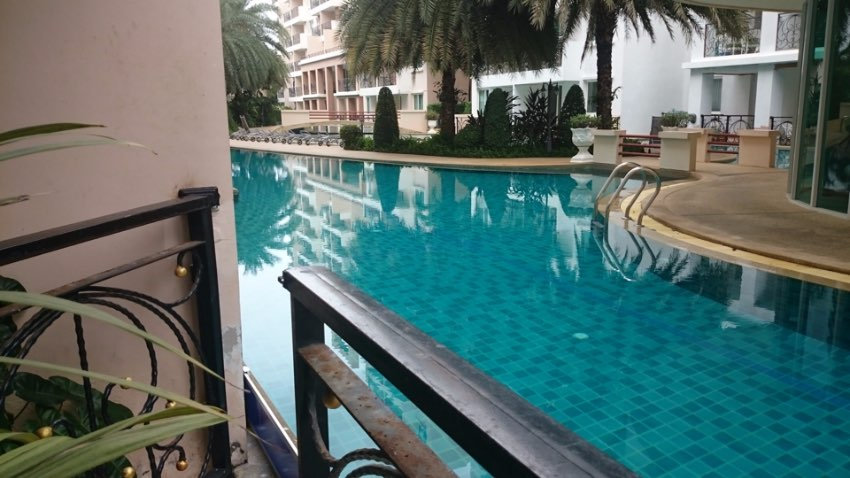 Pool Access unit with an excellent management