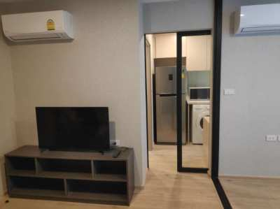 For Rent ** New room ** Serio Sukhumvit 50, near BTS On Nut 400m